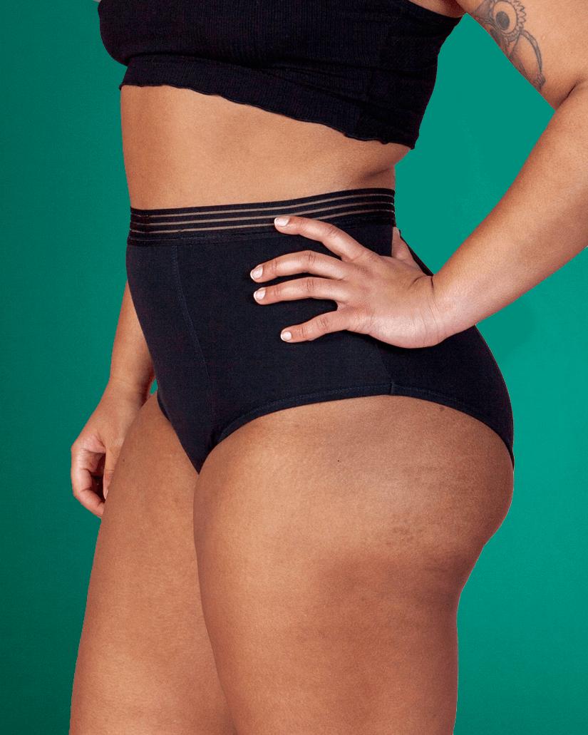 Super high waist - ondergoed menstruatie
